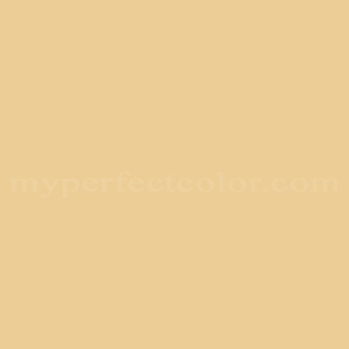 Match of Para Paints™ P2058-01 Robertson House Gold Tint 1 *