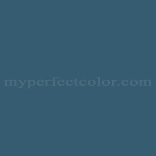 Match of Para Paints™ P2116-03 Bluenose *