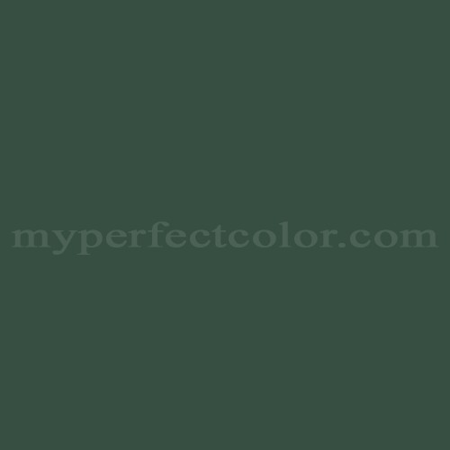 Match of Para Paints™ P2132-05 Evergreen Hall *