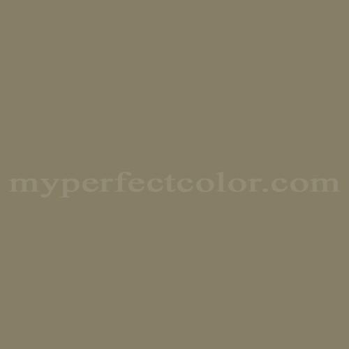 Match of Para Paints™ P2137-02 Comfrey Green *
