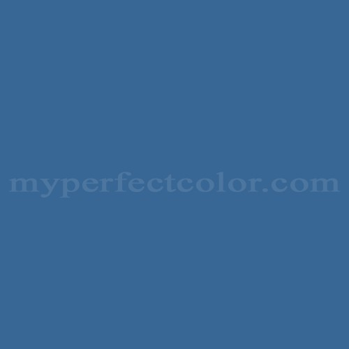 Match of Para Paints™ P5005-63 Bay Street Blue *