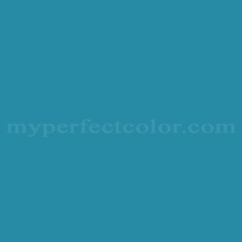 Match of Para Paints™ P5010-52D St. Barths *