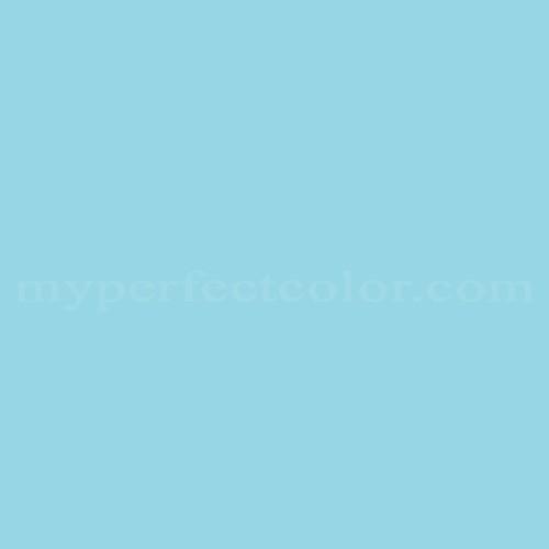 Match of Para Paints™ P5011-34 Ocean Aquarium *