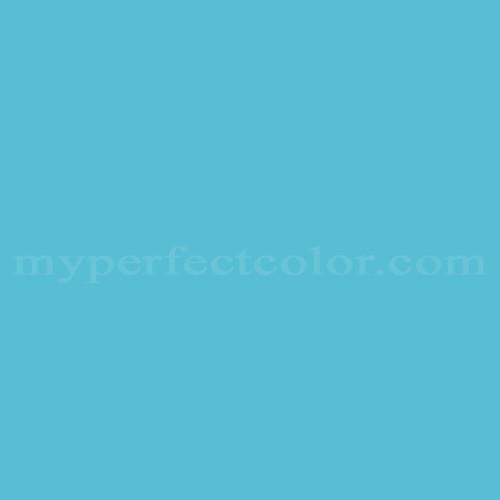 Match of Para Paints™ P5011-41D Coral Bay *