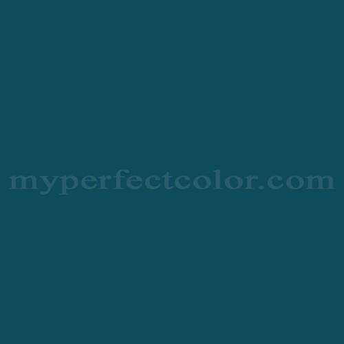 Match of Para Paints™ P5011-85D Diver's Harbour *