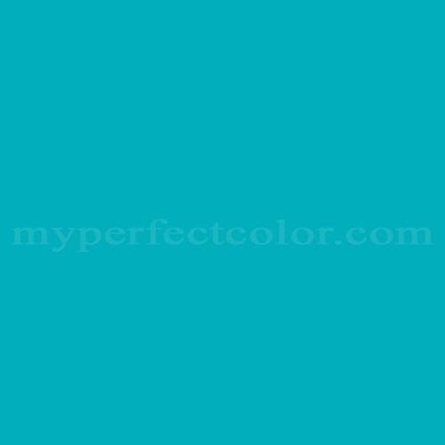 Match of Para Paints™ P5016-52D Sparkling Waters *