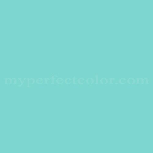 Match of Para Paints™ P5019-34 Aqua Marine Oasis *