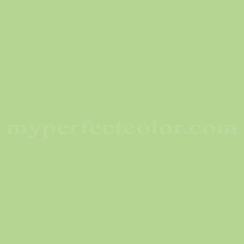 Match of Para Paints™ P5039-41D Cool Citrus Green *