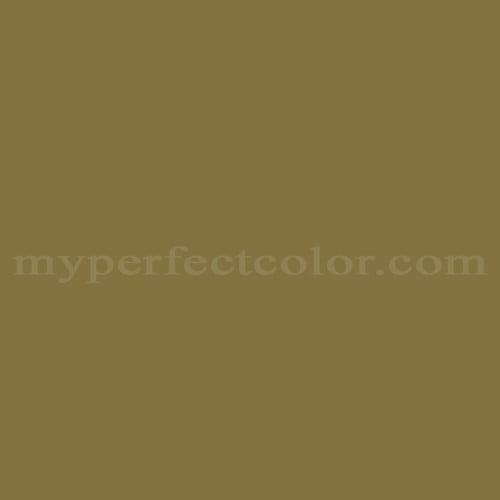 Match of Para Paints™ P5046-85D Grecian Olive *