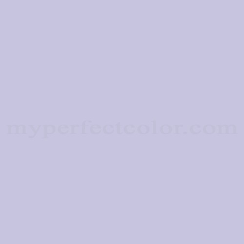 Match of Para Paints™ P5099-34D Spring Lilac *