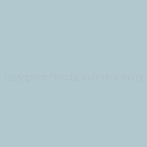 Match of Para Paints™ P5103-34 Falling Water *