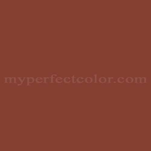 Match of Para Paints™ P5136-85 Well Red *