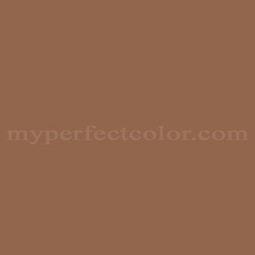 Match of Para Paints™ P5180-73D Burnt Bridges *