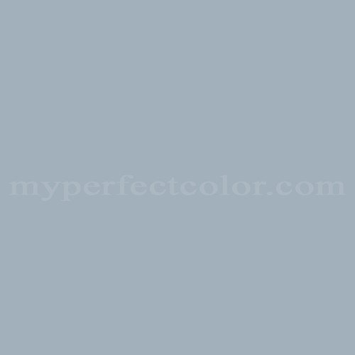 Match of Para Paints™ P5201-34 Ocean Seawell *