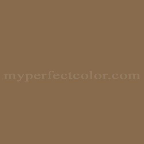 Match of Para Paints™ P5228-72 Excavate *
