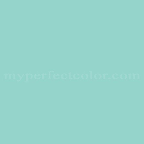 Match of Pittsburgh Paints™ 2011 Mint Ice *