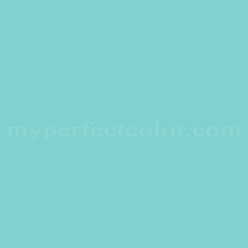 Match of Pittsburgh Paints™ 2036 Summer Blue *