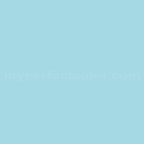 Match of Pittsburgh Paints™ 2061 Blue Frost *