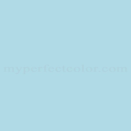 Match of Pittsburgh Paints™ 2066 Bluette *