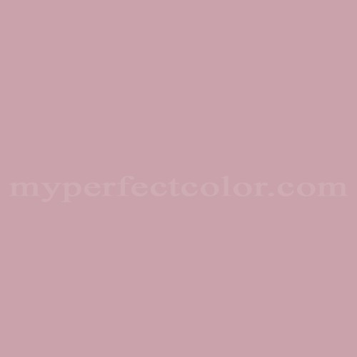 Match of Pittsburgh Paints™ 2139 Dusly Orchid *