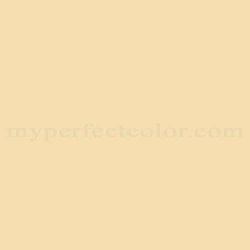 Match of Pittsburgh Paints™ 2272 Yellow Reed *