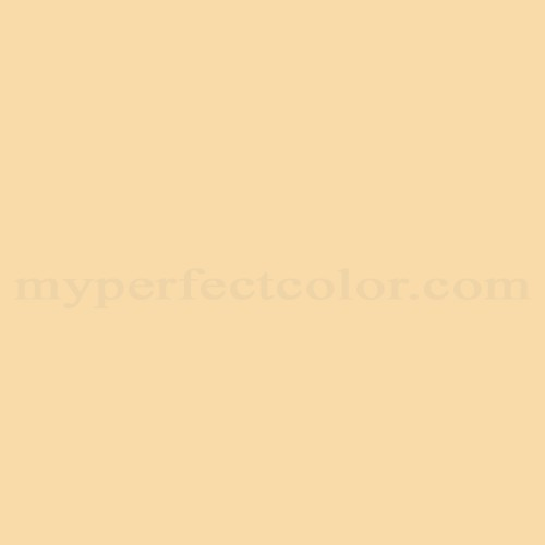 Match of Pittsburgh Paints™ 2301 Golden Blond *