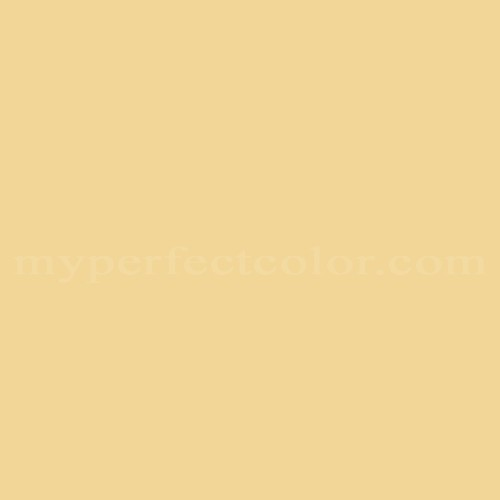 Match of Pittsburgh Paints™ 2334 Golden Wheat *