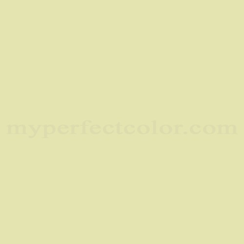 Match of Pittsburgh Paints™ 2366 Mist Green *