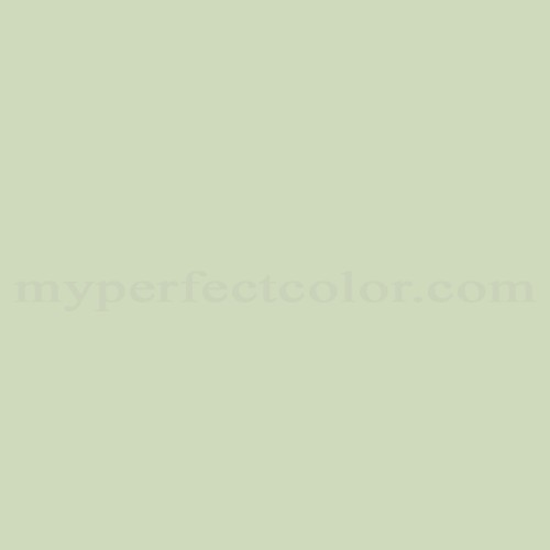 Match of Pittsburgh Paints™ 2403 Frosted Mint *