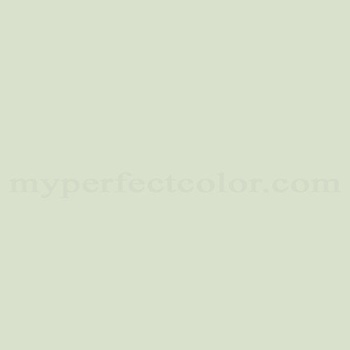 Match of Pittsburgh Paints™ 2425 Serene Green *