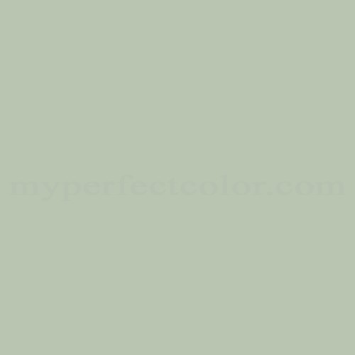 Match of Pittsburgh Paints™ 2429 Green Shale *