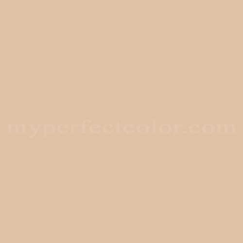 Match of Pittsburgh Paints™ 2489 Tea And Cream *