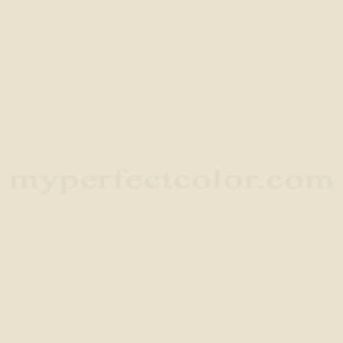 Match of Pittsburgh Paints™ 2519 White Buff *