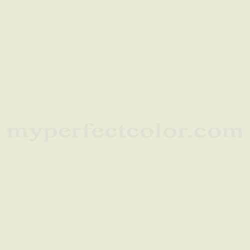 Match of Pittsburgh Paints™ 2528 Waxen White *