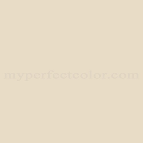 Match of Pittsburgh Paints™ 2550 Navajo White *