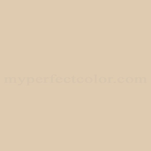 Match of Pittsburgh Paints™ 2607 Deauville *