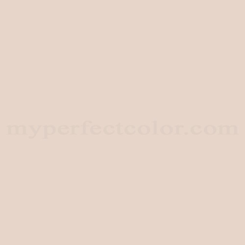 Match of Pittsburgh Paints™ 2617 Light Rosewood *