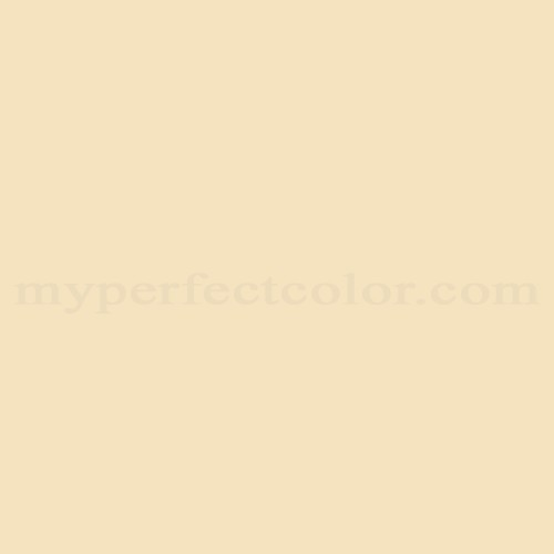Match of Pittsburgh Paints™ 2676 Cream Supreme *