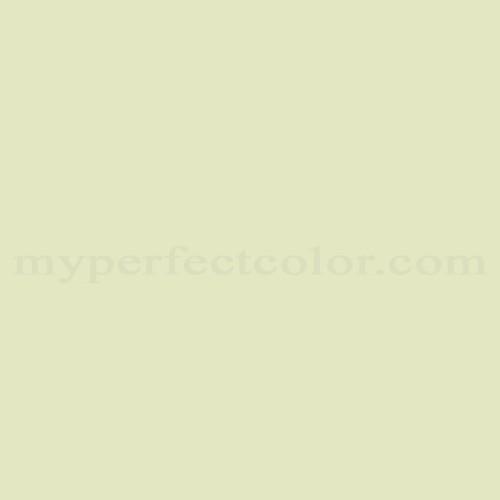 Match of Pittsburgh Paints™ 2684 Pale Pistachio *