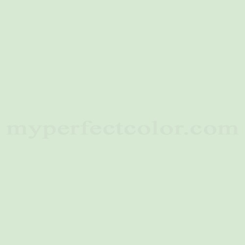 Match of Pittsburgh Paints™ 2687 Candy Mint *