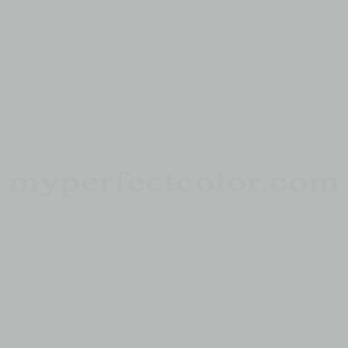 Match of Pittsburgh Paints™ 2750 Onyx Gray *