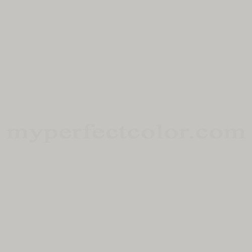 Match of Pittsburgh Paints™ 2751 Chromium Gray *