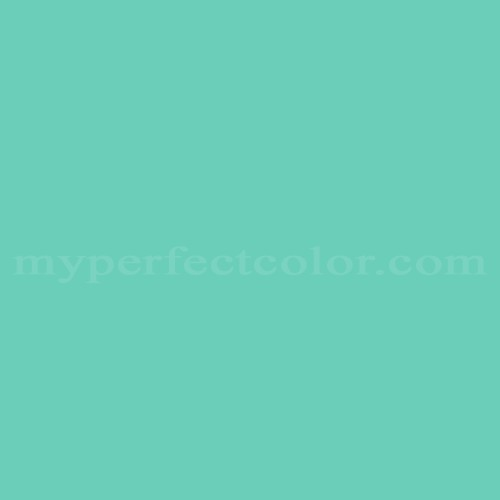 Match of Pittsburgh Paints™ 3007 Imperial Jade *