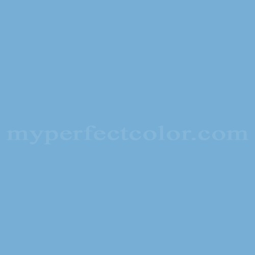 Match of Pittsburgh Paints™ 3072 Periwinkle Blue *