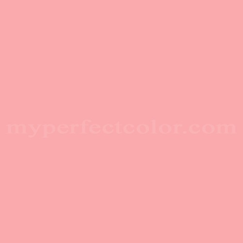 Match of Pittsburgh Paints™ 3157 Beauty Rose *