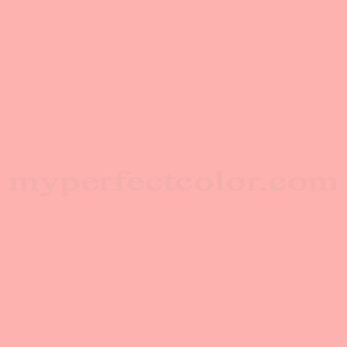 Match of Pittsburgh Paints™ 3158 Fresh Pink *