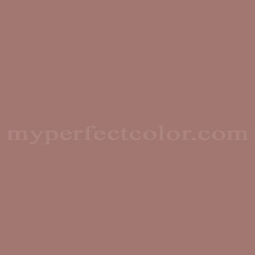 Match of Pittsburgh Paints™ 3161 Rose Taupe *