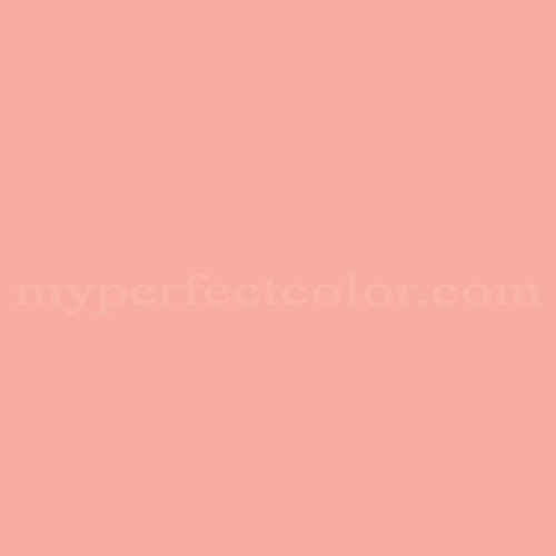 Match of Pittsburgh Paints™ 3180 Peach Whip *