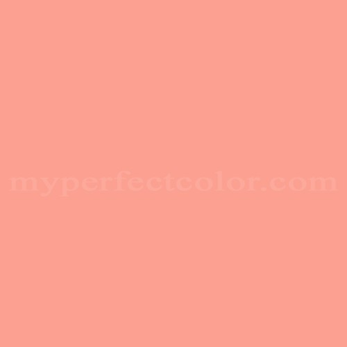 Match of Pittsburgh Paints™ 3183 Apricot Lily *