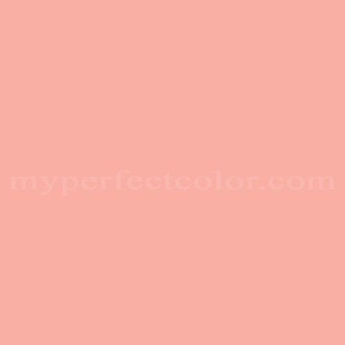 Match of Pittsburgh Paints™ 3199 French Rose *
